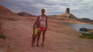 Aspen and I